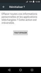 Acer Liquid Z330 - Device maintenance - Retour aux réglages usine - Étape 8