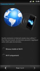 Sony Xpéria S - Premiers pas - Créer un compte - Étape 5