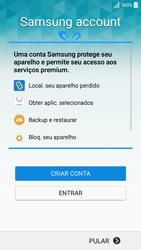 Samsung Galaxy A5 - Primeiros passos - Como ativar seu aparelho - Etapa 18