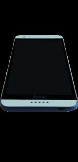 HTC Desire 650 - Premiers pas - Découvrir les touches principales - Étape 7