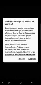 Samsung Galaxy Note 9 - Photos, vidéos, musique - Créer une vidéo - Étape 15