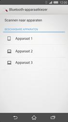 Sony Xperia Z2 4G (D6503) - Contacten en data - Foto