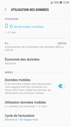 Samsung Galaxy S7 - Android Nougat - Internet - configuration manuelle - Étape 7