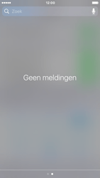 Apple iPhone 6s iOS 10 - iOS features - Bewerk meldingen - Stap 15