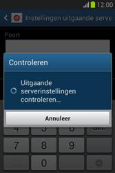 Samsung Galaxy Fame Lite (S6790) - E-mail - Account instellen (IMAP zonder SMTP-verificatie) - Stap 17
