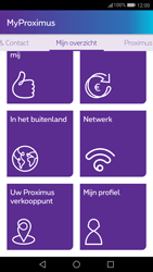 Huawei P10 - Applicaties - MyProximus - Stap 15