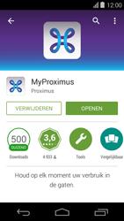 Acer Liquid E600 - Applicaties - MyProximus - Stap 11