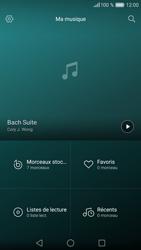 Huawei P9 - Photos, vidéos, musique - Ecouter de la musique - Étape 5