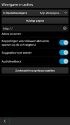 BlackBerry Leap - Internet - Handmatig instellen - Stap 20