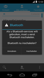 KPN Smart 400 4G - Contacten en data - Contacten overzetten via Bluetooth - Stap 9