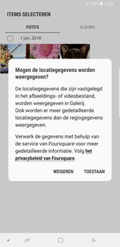 Samsung Galaxy Note9 - MMS - afbeeldingen verzenden - Stap 15