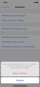 Apple iPhone 11 Pro - Appareil - Restauration d