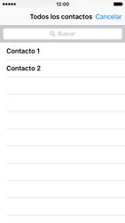 Apple iPhone SE - Mensajería - Escribir y enviar un mensaje multimedia - Paso 5