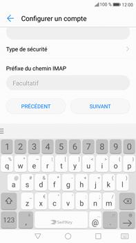 Huawei Mate 9 - E-mail - Configuration manuelle - Étape 11
