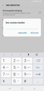 Samsung galaxy-note-9-sm-n960f - SMS - SMS-centrale instellen - Stap 9