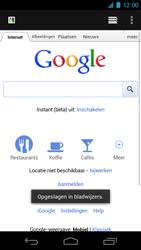 Samsung I9250 Galaxy Nexus - Internet - hoe te internetten - Stap 6