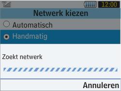 Samsung S3570 Chat 357 - Buitenland - Bellen, sms en internet - Stap 7
