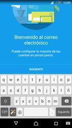 Sony Xperia M5 (E5603) - E-mail - Configurar correo electrónico - Paso 7