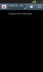 Samsung Galaxy S3 Mini - E-mail - Configurar correo electrónico - Paso 4