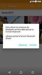 Sony Xperia XZ (F8331) - Bluetooth - Transferir archivos a través de Bluetooth - Paso 15