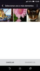 HTC One A9 - Bluetooth - Transferir archivos a través de Bluetooth - Paso 9