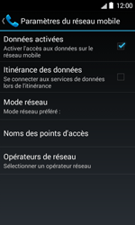 Bouygues Telecom Bs 403 - Aller plus loin - Désactiver les données à l'étranger - Étape 6