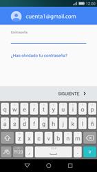Huawei P8 Lite - E-mail - Configurar Gmail - Paso 12