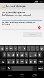 Google Nexus 5 - E-mail - Handmatig instellen - Stap 20