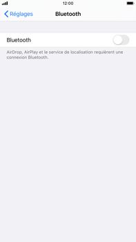 Apple iPhone 7 Plus - iOS 13 - Bluetooth - connexion Bluetooth - Étape 6
