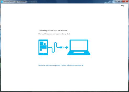 Nokia Lumia 1520 - Software - Download en installeer PC synchronisatie software - Stap 9