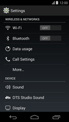 Acer Liquid E600 - Bluetooth - Pair with another device - Step 4