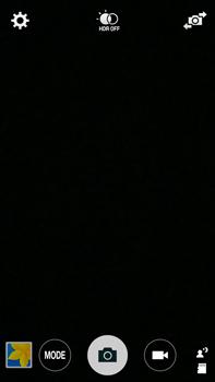 Samsung Galaxy Note 4 - Photos, vidéos, musique - Prendre une photo - Étape 11