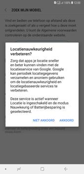 Samsung Galaxy A7 (2018) - Toestel - stel Zoek mijn mobiel in - Stap 8