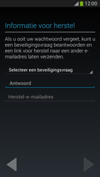 Samsung Galaxy Core LTE 4G (SM-G386F) - Applicaties - Account aanmaken - Stap 12