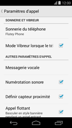 Acer Liquid E600 - Messagerie vocale - configuration manuelle - Étape 7