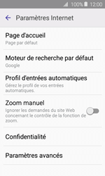 Samsung J120 Galaxy J1 (2016) - Internet - Configuration manuelle - Étape 22