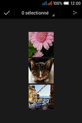 Alcatel OT-4015X Pop C1 - Photos, vidéos, musique - Envoyer une photo via Bluetooth - Étape 7