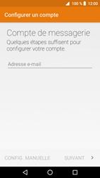 Crosscall Core X3 - E-mails - Ajouter ou modifier votre compte Outlook - Étape 8