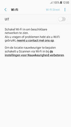 Samsung galaxy-s7-android-oreo - WiFi - Handmatig instellen - Stap 6