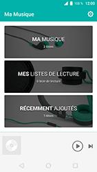 Wiko WIM Lite - Photos, vidéos, musique - Ecouter de la musique - Étape 6