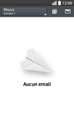 LG F70 - E-mails - Ajouter ou modifier un compte e-mail - Étape 19