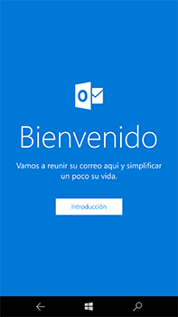 Microsoft Lumia 950 XL - E-mail - Configurar Gmail - Paso 4