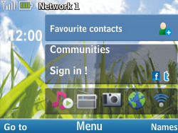 Nokia C3-00 - Network - Usage across the border - Step 10