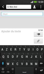 HTC Desire 500 - MMS - envoi d'images - Étape 8