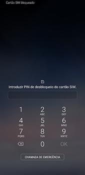 Samsung Galaxy Note 8 - Android Oreo - Primeiros passos - Como ligar o telemóvel pela primeira vez -  3