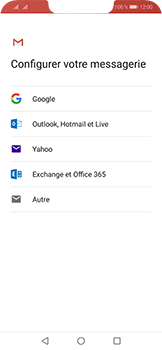 Huawei Mate 20 Lite - E-mail - 032a. Email wizard - Gmail - Étape 7