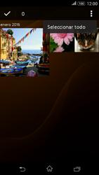 Sony Xperia E4g - Bluetooth - Transferir archivos a través de Bluetooth - Paso 10