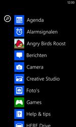 Nokia Lumia 520 - MMS - afbeeldingen verzenden - Stap 2