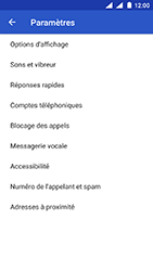 Nokia 3 - Android Oreo - Messagerie vocale - configuration manuelle - Étape 7