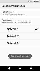 Sony Xperia XZ - Android Oreo - Netwerk - gebruik in het buitenland - Stap 14